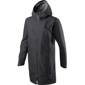 Houdini Marple Coat Women Rock Black